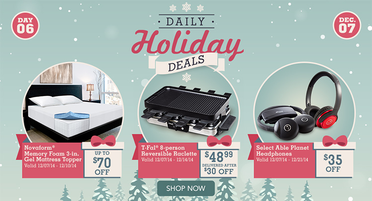 Costco Canada Daily Holiday Deals Save Up To 70 Off