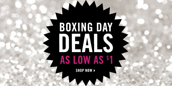 Forever 21 Canada Boxing Day Week Sale Promo Code 50