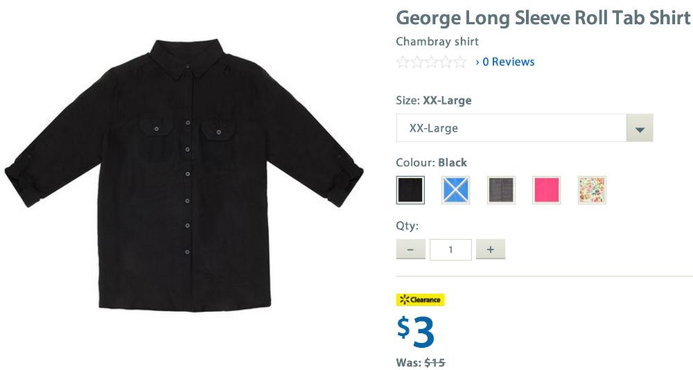 george-long-sleeve-roll-tab-shirt
