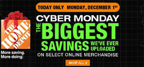 Home Depot Cyber Monday 28 Images Home Depot Cyber