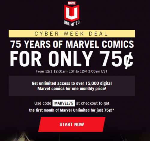 marvel digital subscription promo code recent coupons