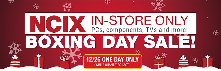 NCIX Canada Coupons. NCIX is among the most reliable retailers for all things computer and IT related. Widely known in Canada, NCIX just opened a distribution center in the US, as well.