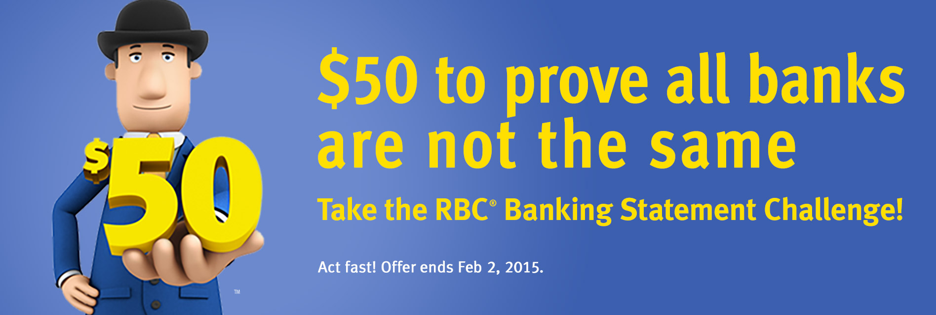 rbc banking statement
