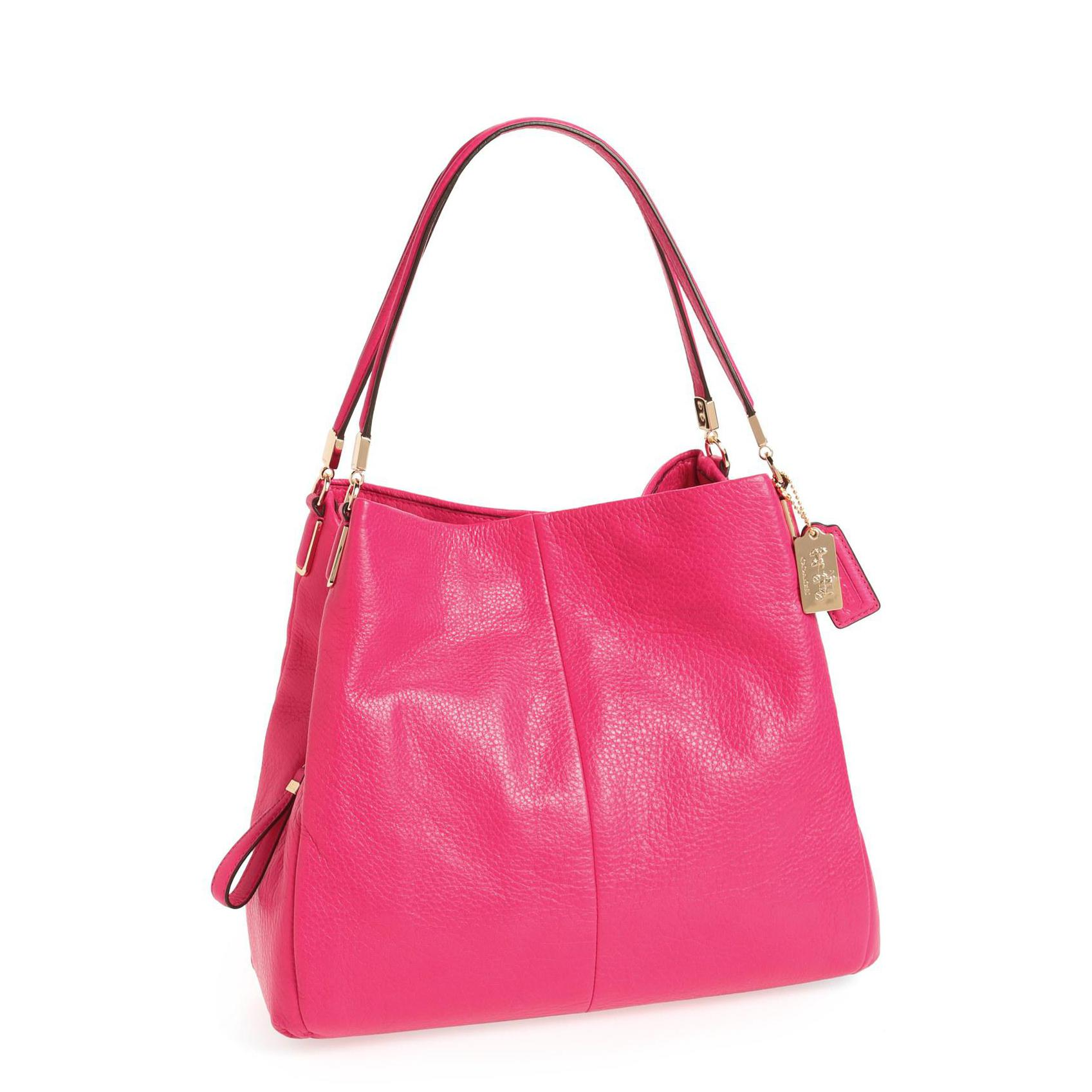 1485-COACH-Small-Madison-Phoebe-Leather-Shoulder-Bag-1