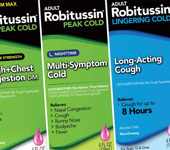 Robitussin coupon canada