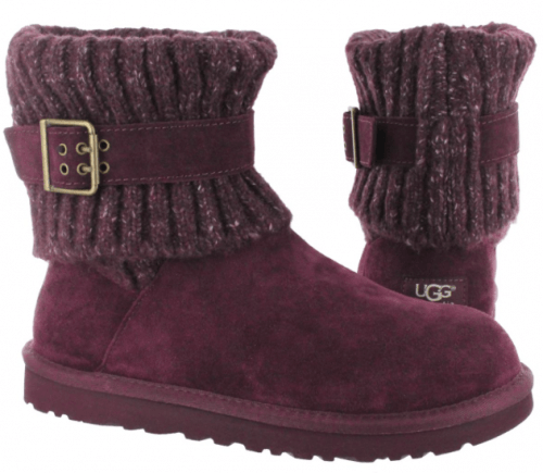 f1bfa592a7d Softmoc Canada Deals: Get a Pair of Women's UGG CAMBRIDGE Port ...