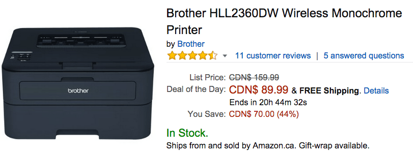 Amazon brother toner coupon code : Trailblazer coupons