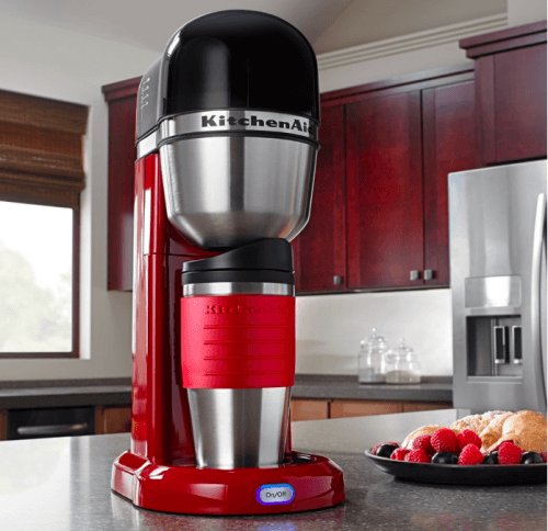 Kitchenaid Personal Coffee Maker Empire Red : Amazon.ca Online Deals: KitchenAid 4-Cup Personal Coffee Maker (Empire Red) is 50% Off, Now Only ...