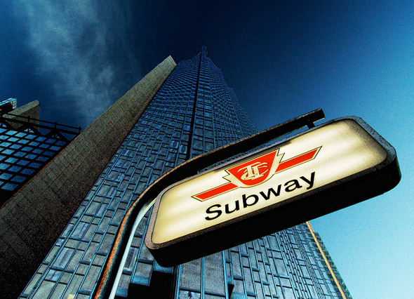 TTC-Subway-Toronto