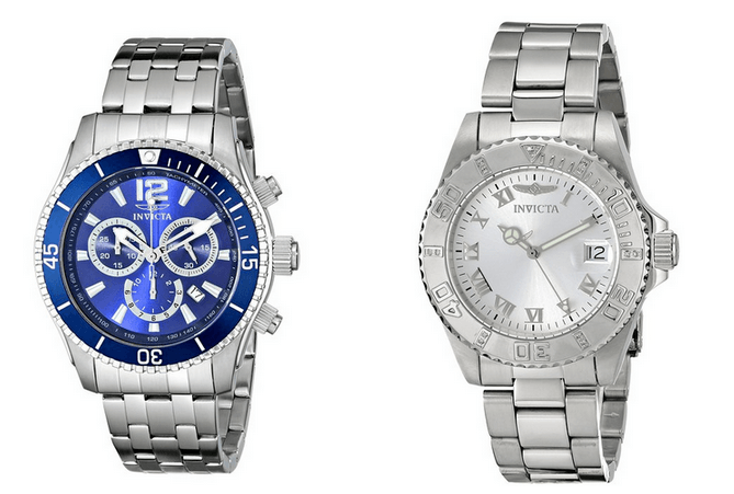 amazon invicta watchs offers save up to 90% on women s amazon has good offers on invicta watchs for women s and men s save up to 90% on women s watches and 87% on men s watches that include