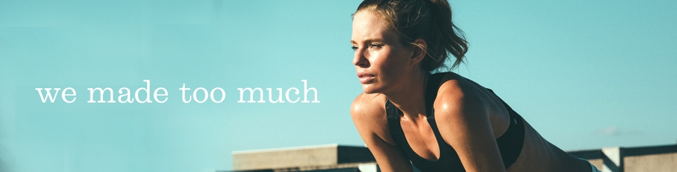 Lululemon discounts a selection of women's and men's apparel and accessories in its We Made Too Much sale sections. (Prices are as marked.) Plus, all orders receive free shipping. Men's shorts start from $44, women's tops from $29, women's shorts from $29, and men's shirts start from $