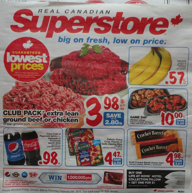 Canadian Contests Canadian Flyers Shopping Bargains