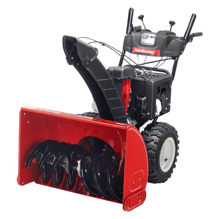 clearance snow blowers lowes canada