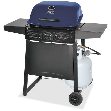 Walmart canada online clearance sale get bartlett 2 burner propane gas grill for 75 - Home depot bbq propane ...