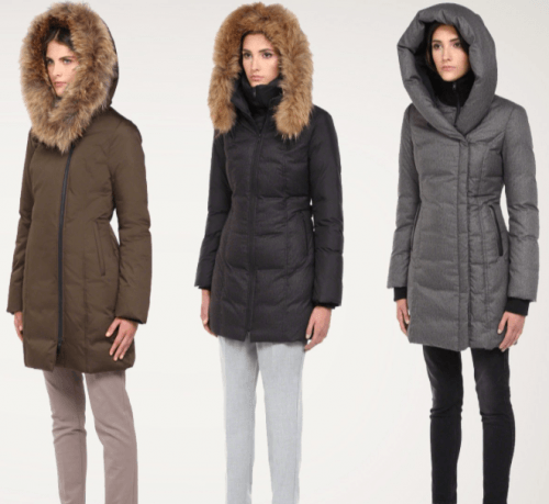 Soia Kyo End Of Season Sale Save Up To 50 Off On All Mens And Womens Winter Outerwear Womens Winter Jackets
