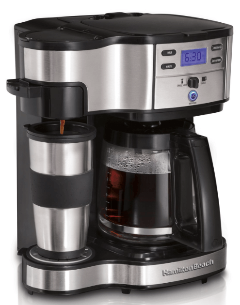Keurig Coffee Maker At Sears : Sears Outlet Canada Online Deals: Hamilton Beach 2-Way Programmable Coffee Maker Is Now Just USD 48 ...