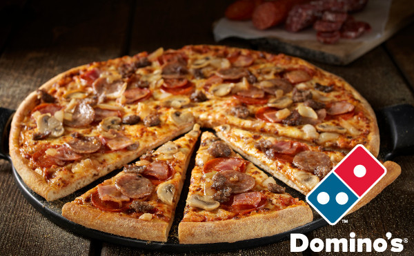 Dominos Pizza Canada Coupons Get A Medium Size 2 Topping
