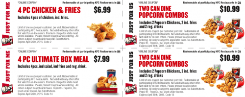 kfc coupons 2015 sydney - photo#21