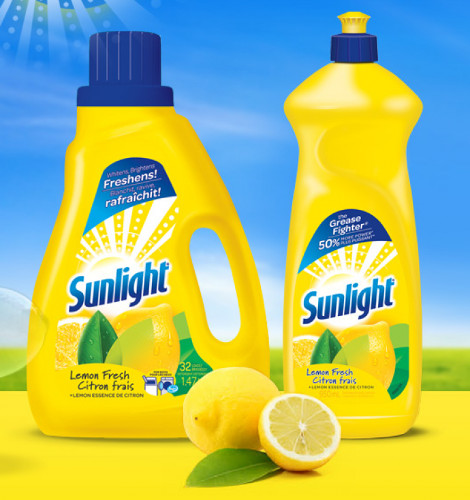 Sunlight dish soap coupons canada 2018