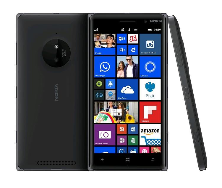nokia lumia 830 black 1