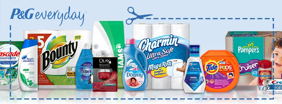 Where can i use p&g brandsaver coupons
