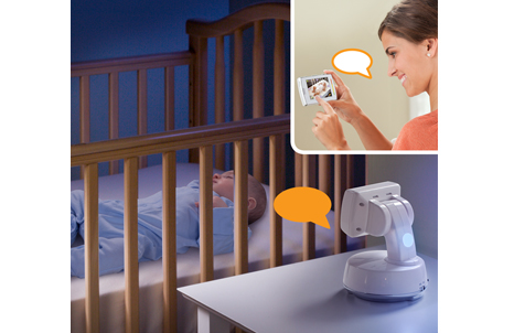 best buy canada online deals save 120 on summer infant baby touch digital video baby monitor. Black Bedroom Furniture Sets. Home Design Ideas