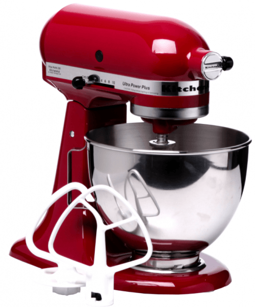 Sears Kitchen Aid Red Mixer