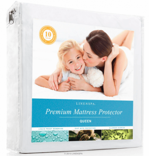 amazon.ca-linenspa-premium-mattress-protector