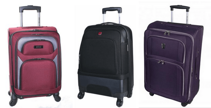 sears canada outlet offers save up to 70 on upright luggage by kenneth cole tommy hilfiger. Black Bedroom Furniture Sets. Home Design Ideas