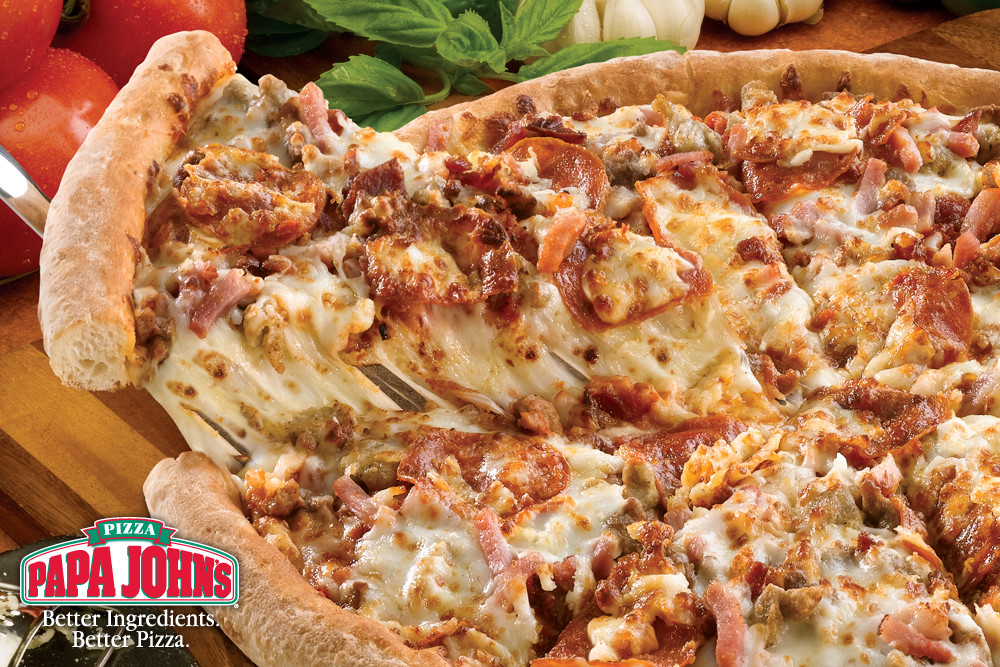 "Papa John's Pizza is an award winning pizza franchise that was voted ""Best Pizza"" in markets all over North America. Customers can create an account so their favorite pizza orders are saved, which makes placing an order fast and easy."