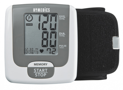 Homedics Blood pressure monitor