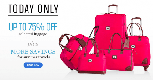 sears-canada-luggage-sale-today-only