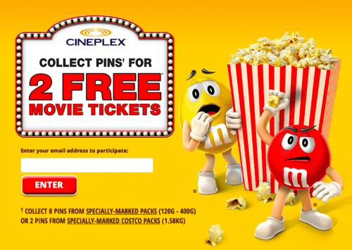m&m-canada-cineplex-canada-freebie