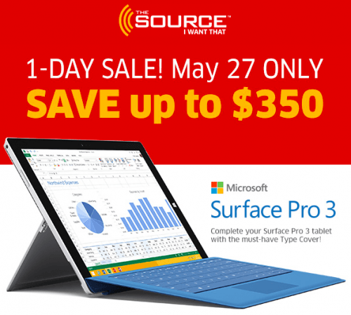 the-source-canada-one-day-sale-surface-pro-3