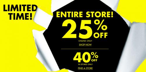 la-senza-canada-40%-off-sale-in-store