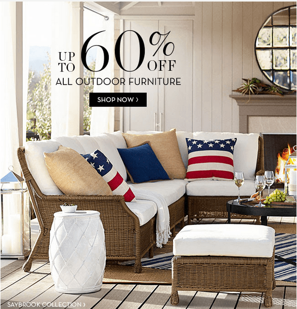 Pottery Barn's home decor sale features expertly crafted decorative mirrors, faux flowers, candles and more. Add style for less with great finds from Pottery Barn.
