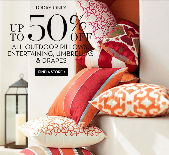 Pottery Barn Canada Offers Save Up To 50 Off Select