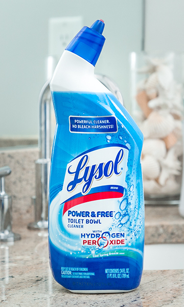 Lysol Toilet Bowl Cleaner Smart Source