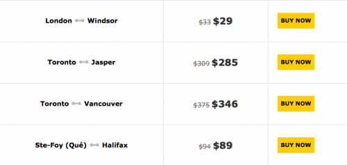 via-rail-discount-tuesday-sale