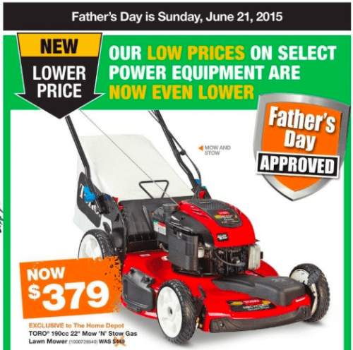 Honda mower coupons