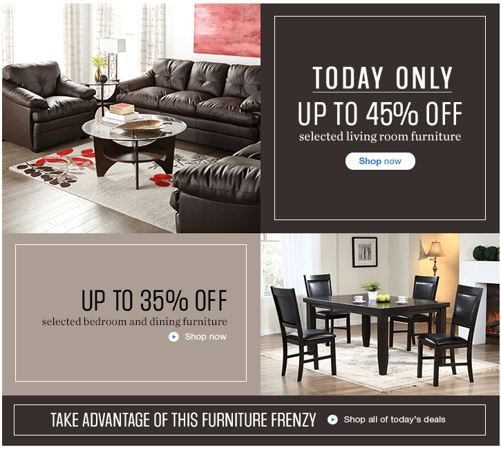 Sears Canada Todays Offers Save Up To 45 Off Selected Living Room Furniture 35 Bedroom And Dining