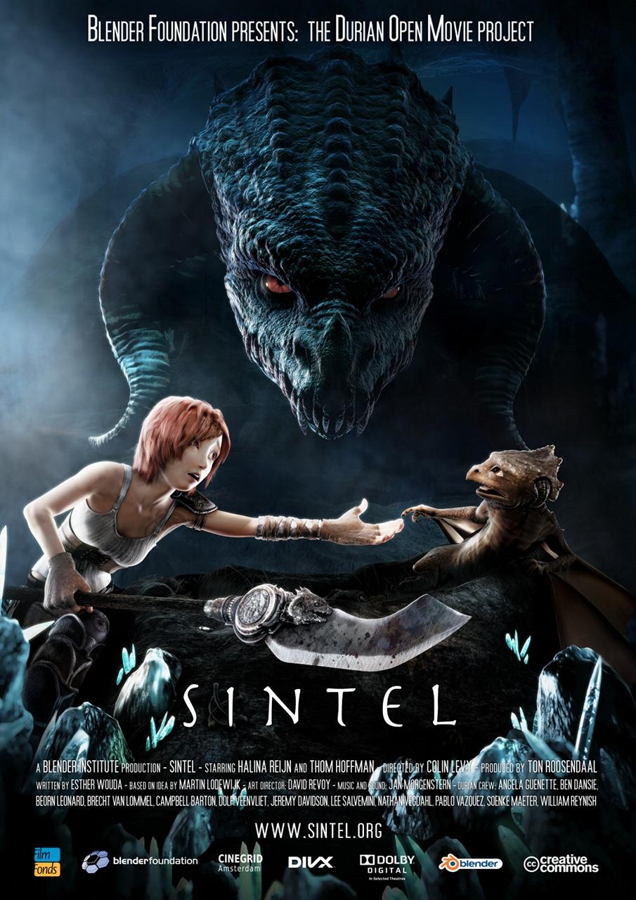 Sintel_poster