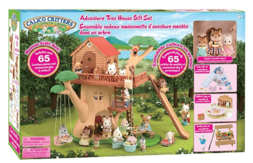 Find great deals on eBay for toys calico critters. Shop with confidence.