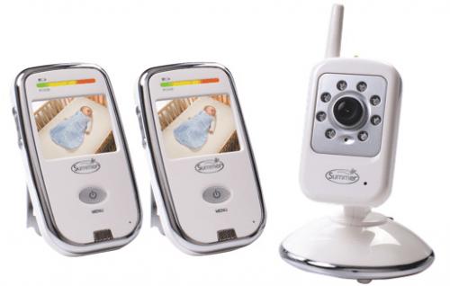 best buy canada deal summer infant dual coverage 2 3 digital video baby monitor. Black Bedroom Furniture Sets. Home Design Ideas