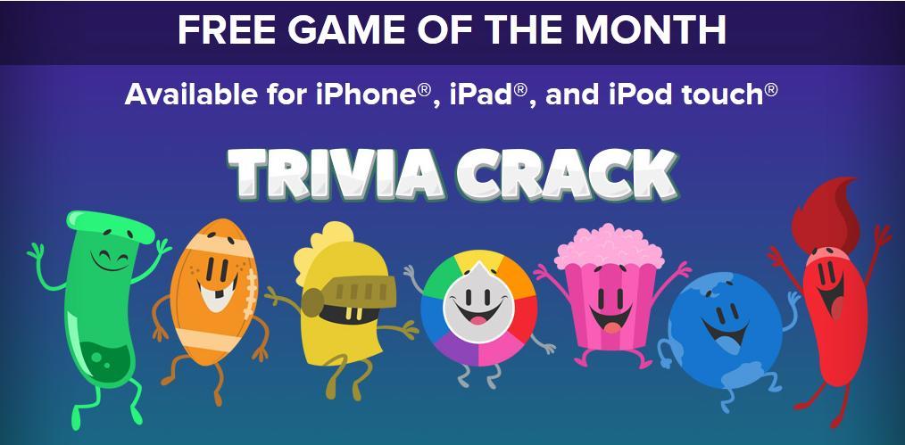 Trivia crack coupon codes