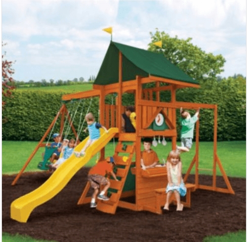 Sears Canada Deals: 30% Off Big Backyard by Solowave ...