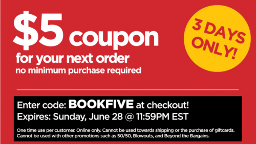 Book outlet coupon code