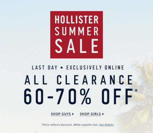 Personal information collected by Hollister (information that can identify you such as your name, address, telephone number, gender, age, and personal health information) may be used by Hollister and its affiliates and business partners such as clinicians on behalf of Hollister for the provision of Hollister products, service (including.