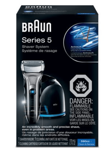 Braun shaver coupons