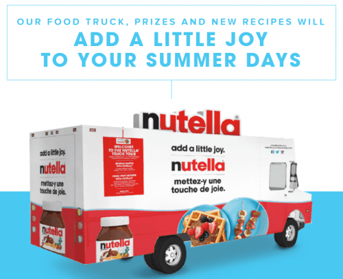 Nutella coupons canada 2019